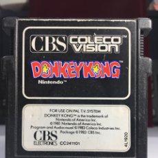 Videojuegos y Consolas: JUEGO CBS DONKEY KONG. Lote 171527478