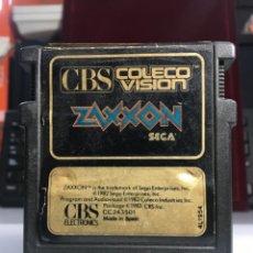 Videojuegos y Consolas: JUEGO CONSOLA CBS ZAXXON. Lote 171527628
