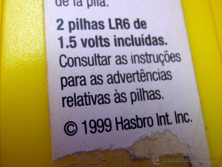 Videojuegos y Consolas: JUEGO, CONSOLA, OPERACION, HASBRO, 1999 - Foto 7 - 171636989
