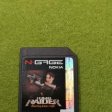 Videojuegos y Consolas: JUEGO NOKIA N-GAGE TOMB RAIDER. Lote 171668200