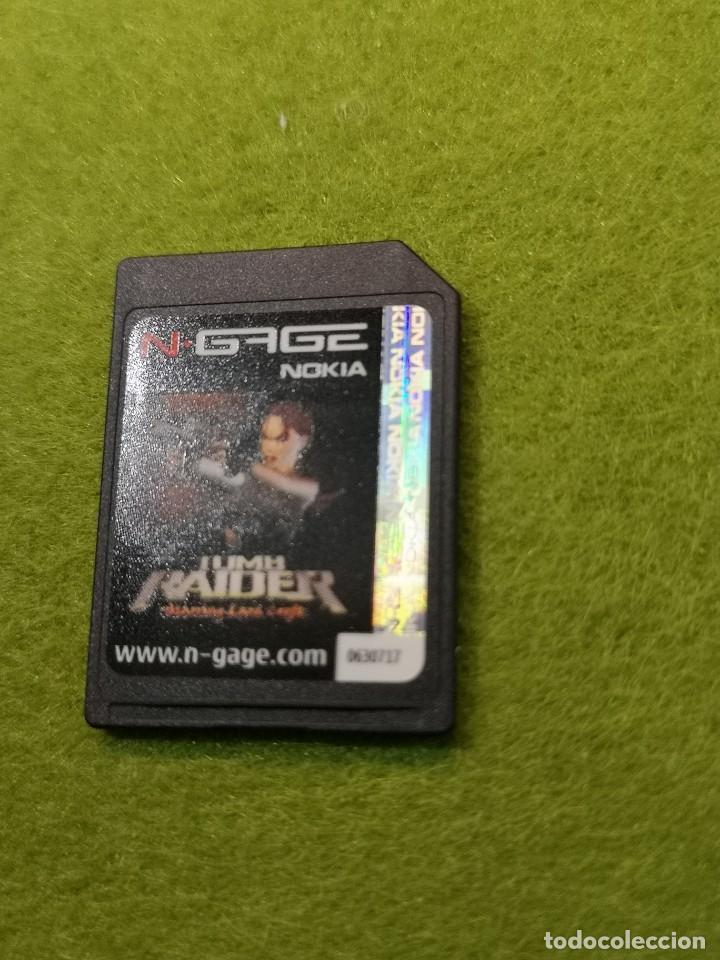 Videojuegos y Consolas: juego Nokia n-gage tomb raider - Foto 3 - 171668200