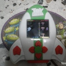 Videojuegos y Consolas: MAQUINA DE JUEGOS DE BUZZ LIGHTYEAR DE LA PELICULA TOY STORY - DISNEY - NINTENDO - LCD -ELECTRONICA. Lote 171704697