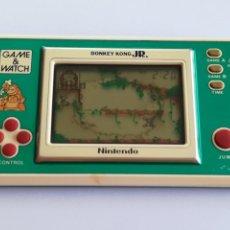 Videojuegos y Consolas: MAQUINITA DONKEY KONG JR GAME & WATCH NINTENDO FUNCIONANDO. Lote 171985869
