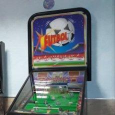 Videojuegos y Consolas: MAQUINA RECREATIVA PINBALL FÚTBOL ARCADE. Lote 171990583