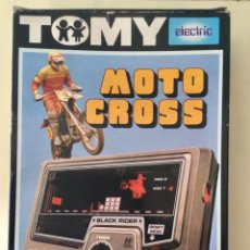 Videojuegos y Consolas: MOTO CROSS. MAQUINA VIDEOJUEGO. AÑO:1979. Lote 172069217