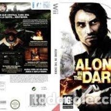Videojuegos y Consolas: ALONE IN THE DARK WII,JOS N-12. Lote 172348092