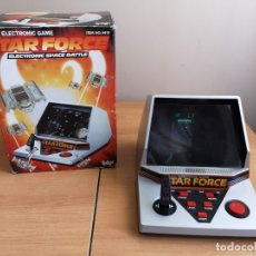 Videojuegos y Consolas: MAQUINA RECREATIVA TIPO NINTEND EPOCH STAR FORCE 1984 JAPAN ARCADE CON CAJA ORIGINAL ... GAME WATCH. Lote 173139549