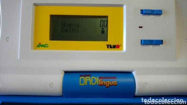Videojuegos y Consolas: ANTIGUO ORDENADOR - CONSOLA SUPER ORDI LINGUA CON VOZ,IMC,CAJA ORIGINAL. PERF. ESTADO Y FUNCIONANDO - Foto 2 - 173667685