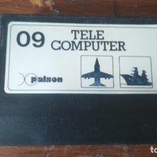 Videojuegos y Consolas: JUEGO VIDEOCONSOLA PALSON TELE COMPUTER . Lote 173959239