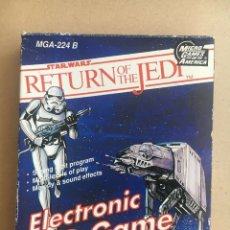 Videojuegos y Consolas: LCD GAME - STAR WARS RETURN OF THE JEDI - MICRO GAMES USA MGA-224 B - CON CAJA. Lote 174278857