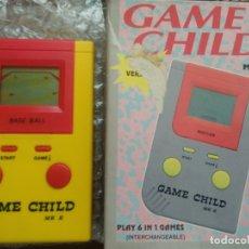 Videojuegos y Consolas: MAQUINA GAME CHILD NUEVA A ESTRENAR NO GAME WATCH. Lote 174695219