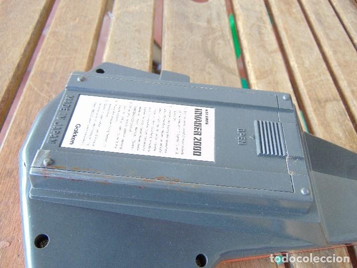 Videojuegos y Consolas: MAQUINA MAQUINITA GAKKEN LSI GAME INVADER 2000 MADE IN JAPAN - Foto 6 - 174963108