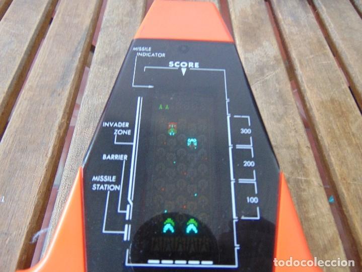 Videojuegos y Consolas: MAQUINA MAQUINITA GAKKEN LSI GAME INVADER 2000 MADE IN JAPAN - Foto 12 - 174963108