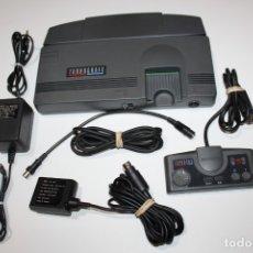 Videojuegos y Consolas: CONSOLA TURBOGRAFX NEC - COMPLETA. Lote 174990374