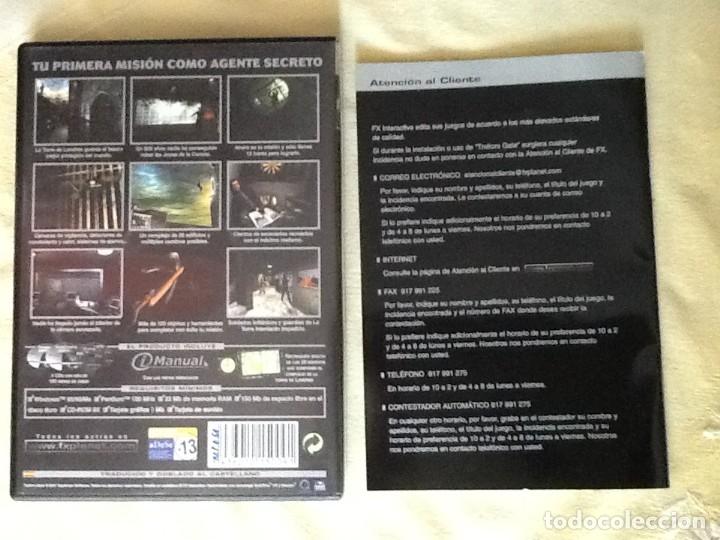 Videojuegos y Consolas: VIDEO JUEGO, PC - CD- ROM FX. TRAITORS GATE. 4 DISCOS Y LIBRO DE INSTRUCCIONES. - Foto 2 - 175146054