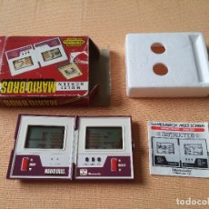 Videojuegos y Consolas: GAME WATCH POCKETSIZE MARIO BROS. Lote 175227314