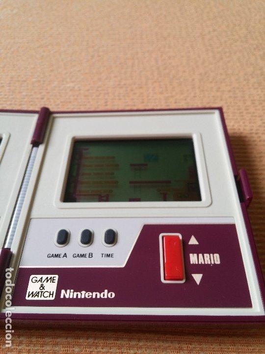 Videojuegos y Consolas: Game Watch pocketsize Mario Bros - Foto 6 - 175227314