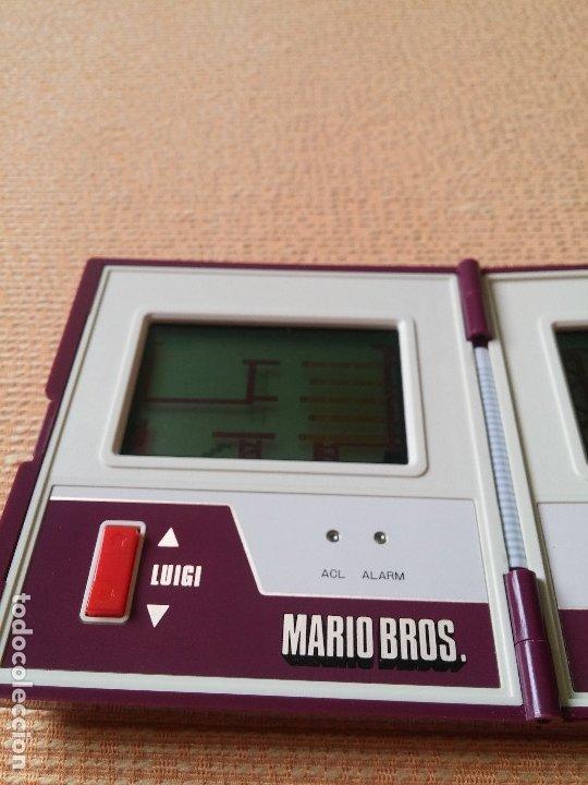 Videojuegos y Consolas: Game Watch pocketsize Mario Bros - Foto 7 - 175227314