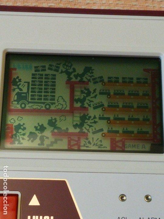 Videojuegos y Consolas: Game Watch pocketsize Mario Bros - Foto 16 - 175227314