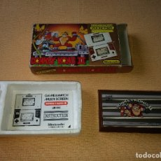 Videojuegos y Consolas: GAME WATCH POCKETSIZE DONKEY KONG 2. Lote 175227885