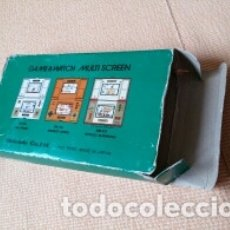 Videojuegos y Consolas: CAJA GAME WATCH GREEN HOUSE. Lote 175230485