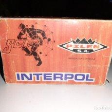 Videojuegos y Consolas: PISTOLA INTERPOL DE PILEN EN CAJA ORIGINAL.. Lote 175302225