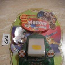 Videojuegos y Consolas: ANTIGUA CONSOLA 3D SERIES PIONEER NUEVA EN BUEN ESTADO EN SU BLISTER SIN USAR. Lote 175357352