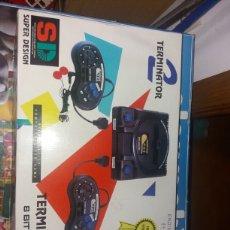 Videojuegos y Consolas: CONSOLA TERMINATOR 2 8 BIT. Lote 175368990