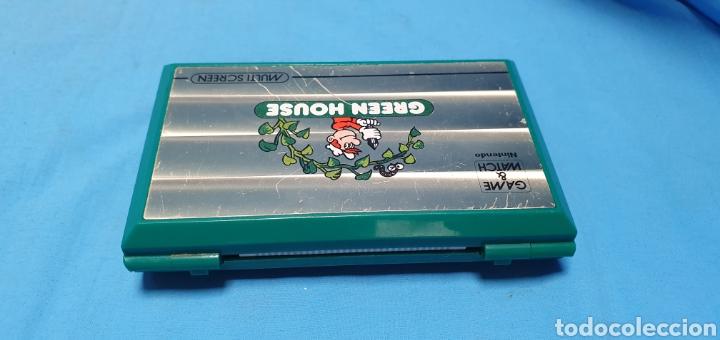 Videojuegos y Consolas: Nintendo game & watch green house multi screen - Foto 2 - 175740554