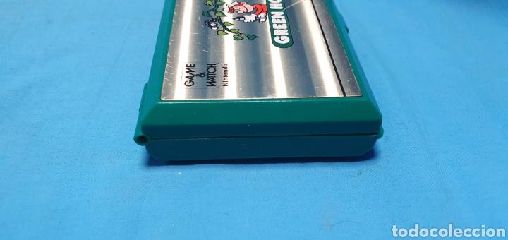 Videojuegos y Consolas: Nintendo game & watch green house multi screen - Foto 3 - 175740554