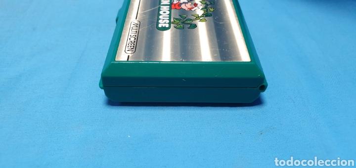 Videojuegos y Consolas: Nintendo game & watch green house multi screen - Foto 4 - 175740554