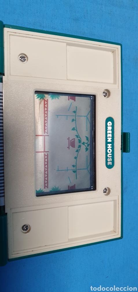 Videojuegos y Consolas: Nintendo game & watch green house multi screen - Foto 7 - 175740554