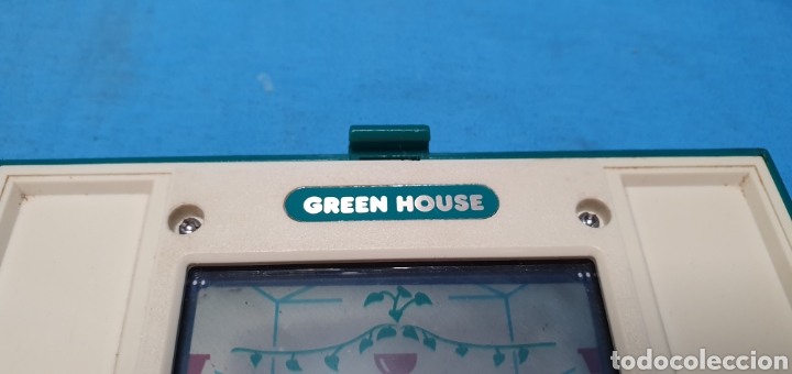 Videojuegos y Consolas: Nintendo game & watch green house multi screen - Foto 9 - 175740554