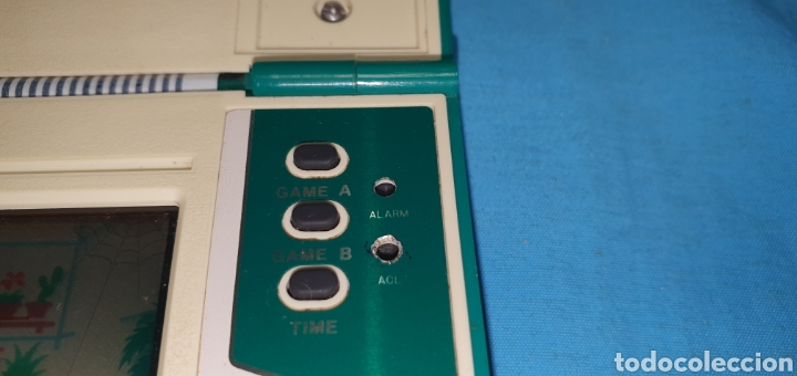 Videojuegos y Consolas: Nintendo game & watch green house multi screen - Foto 11 - 175740554