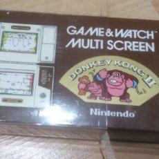 Videojuegos y Consolas: GAME WATCH NINTENDO DONKEY KONG II JR-55. Lote 175817928