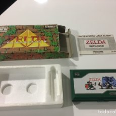 Videojuegos y Consolas: GAME WATCH ZELDA NINTENDO, GAME & WATCH JUEGO ELECTRONICO. Lote 175828453