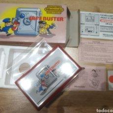 Videojuegos y Consolas: GAME WATCH NINTENDO SAFEBUSTER JB-63. Lote 175884165