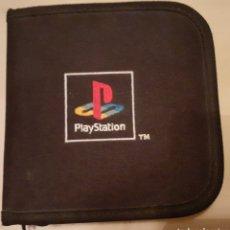 Videojuegos y Consolas: PORTAJUEGOS PLAYSTATION PARA 14 O 28 CDS. Lote 175934419
