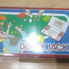 Videojuegos y Consolas: GAME WATCH NINTENDO BLACK JACK BJ-60. Lote 175986352