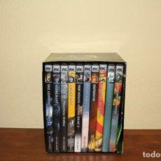 Videojuegos y Consolas: LOTE 10 JUEGOS PC - COLECCIÓN COMPLETA FX MVM 2004 THE LONGEST JOURNEY TORRENTE IMPERIUM STARCRAFT. Lote 176132118