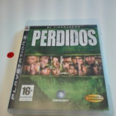 Videojuegos y Consolas: LOST. PERDIDOS. PS3. PLAYSTATION 3.. Lote 176230895