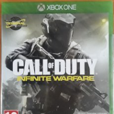 Videojuegos y Consolas: XBOX ONE CALL OF DUTY INFINITE WARFARE. Lote 176615363