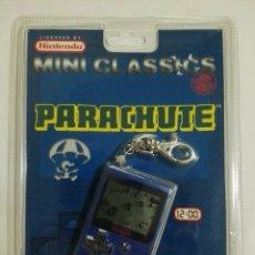 Videojuegos y Consolas: NINTENDO GAME&WATCH MINI CLASSICS PARACHUTE NUEVO NEW SEALED PRECINTADO PAL R9322. Lote 176627527