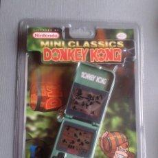 Videojuegos y Consolas: NINTENDO GAME&WATCH MINI CLASSICS DONKEY KONG NUEVO NEW SEALED PRECINTADO PAL R9326. Lote 176628179