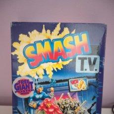 Videojuegos y Consolas: ANTIGUO VIDEOJUEGO SMASH TV OCEAN CON POSTER. Lote 176774607