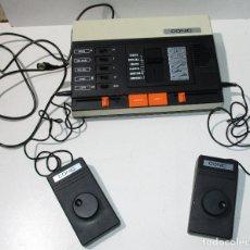 Videojuegos y Consolas: ANTIGUO VIDEOJUEGO CONSOLA CONIC TENIS FUTBOL SQUASH TIRO AÑOS 70. Lote 177059365