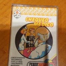 Videojogos e Consolas: JUEGO FEBER, CHEQUEO MÉDICO, ORIGINAL, BUEN ESTADO. Lote 177374037