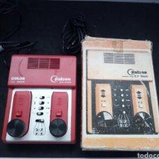 Videojuegos y Consolas: ANTIGUA CONSOLA DE VIDEOJUEGOS, PALSON CX 340. EN CAJA Y FUNCIONANDO. Lote 177707055