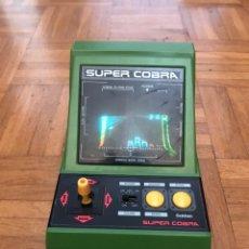 Videojuegos y Consolas: MAQUINITA SUPER COBRA GAME & WATCH GAKKEN CONSOLA. Lote 177793022