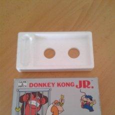 Videojuegos y Consolas: NINTENDO GAME&WATCH WIDESCREEN DONKEY KONG JR. DJ-101 CAJA COMPLETA BOX+FOAM VER R9362. Lote 177804385